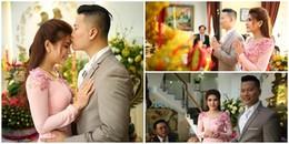 yan.vn - tin sao, ngôi sao - Không chỉ Khắc Việt, hôm qua showbiz cũng còn một lễ đính hôn lãng mạn khác