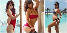 Nữ siêu mẫu sexy nhất làng mốt Việt bàn về chiếc quần ren màu đỏ