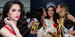 yan.vn - tin sao, ngôi sao - Phản ứng của truyền thông quốc tế khi Hương Giang đăng quang Hoa hậu Chuyển giới 2018