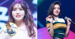 Vô tình để lộ ngực khi tham gia sự kiện, Somi được khen hết lời vì thân hình nở nang ở tuổi 17