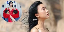 Tiêu Châu Như Quỳnh lại gây sốc với hình ảnh ôm đầu người