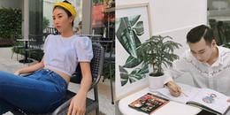 Lộ diện 4 quán cà phê mới toanh với tường trắng - cây xanh, thả ga 'sống ảo' ở Sài Gòn