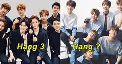 yan.vn - tin sao, ngôi sao - Đâu là nhóm nhạc Kpop thống trị bảng xếp hạng âm nhạc hàng đầu tại Trung Quốc?