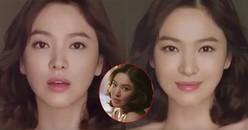 Trả lời phỏng vấn thông minh, Song Hye Kyo quả không hổ danh là 'đệ nhất nữ thần' xứ Hàn