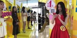 Sợ khách hàng cô đơn, TTTM cung cấp luôn dịch vụ 'cho thuê bạn gái' đi mua sắm với giá rẻ bất ngờ