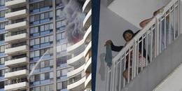 Cháy cao ốc: Chạy xuống hay chạy ngược lên trên mới an toàn?