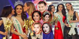 yan.vn - tin sao, ngôi sao - Đây là phản ứng của sao Việt khi Hương Giang Idol đăng quang Hoa hậu Chuyển giới Quốc tế 2018