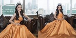 Hương Giang trở thành giám đốc quốc gia tại Việt Nam của Hoa hậu Chuyển giới Quốc tế