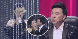 Kỉ niệm 35 năm ngày cưới, vợ Chí Tài lần đầu lộ diện trên sân khấu tạo bất ngờ cho chồng