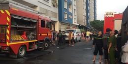 TP. HCM: Cháy lớn ở chung cư Carina khiến ít nhất 13 người thiệt mạng, 14 người khác bị thương