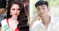 Hoa hậu Hương Giang từng công khai tỏ tình với Trọng Đại nhưng bị khước từ