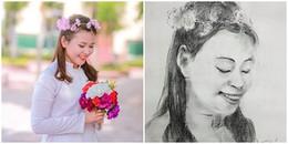 Cô gái đi du lịch hí hửng nhờ họa sĩ vẽ cho bức chân dung, nào ngờ lại biến thành 'tranh biếm họa'