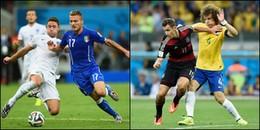 5 cặp đối đầu kinh điển nhất trong loạt trận giao hữu trước thềm World Cup 2018