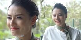 Hồng Quế khóc hết nước mắt kể về quá khứ và hoàn cảnh làm mẹ đơn thân ở tuổi 25
