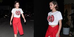yan.vn - tin sao, ngôi sao - Selena Gomez tái xuất cực ấn tượng nhưng lại lộ mặt