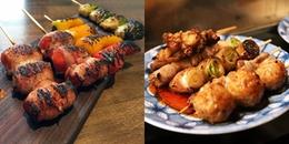 Cuối tuần chế biến món xiên gà kiểu Hàn Quốc thơm ngon, hấp dẫn, ăn là nghiện cho cả nhà