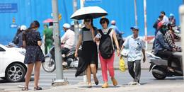 Nhiệt độ ở Sài Gòn lên đến 30 độ C, kéo dài đến tháng 5