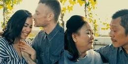 Cứ mỗi dịp kỉ niệm ngày cưới và 8/3, gia đình Phương Vy lại ngập tràn hạnh phúc như thế này đây!
