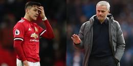 Mourinho và lời giải cho bài toán khó Alexis Sanchez