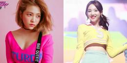 Cùng chiêu cắt áo cắt váy, Red Velvet bị chê thậm tệ nhưng TWICE lại được khen hết lời