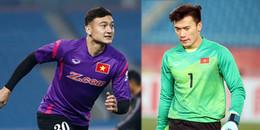 Tuyển Việt Nam: Bùi Tiến Dũng chưa đủ 'trình' làm thủ môn số 1