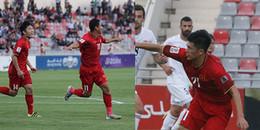 5 tuyển thủ Việt Nam xuất sắc nhất trong trận đấu gặp Jordan