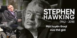 Stephen Hawking - một cuộc đời kì diệu được tạo nên bởi vô vàn biến cố