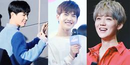 Bảng xếp hạng những nam thần Hoa - Hàn sở hữu nụ cười ngọt ngào nhất do dân mạng bình chọn