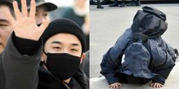 Nhập ngũ mà không có vợ ra tiễn, Taeyang vẫn vui vẻ quỳ lạy người hâm mộ