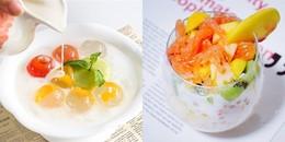Xóa tan nắng nóng oi bức với 3 loại chè trái cây giải nhiệt cực thơm mát