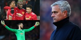 MU bị loại khỏi Champions League, Mourinho hèn nhát hay đã lộ rõ bản chất 'thực dụng' vốn có?