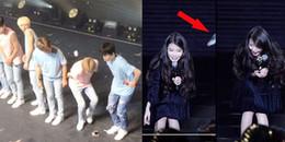 Phẫn nộ trước hành động thô lỗ của fan đối với idol: Từ ném chai nước đến giật tóc đầy thô bạo