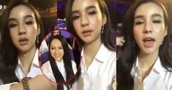 Hoa hậu Yoshi Rinrada livestream nhưng Hương Giang lại nhận nhiều lời khen vì thần thái nổi bật