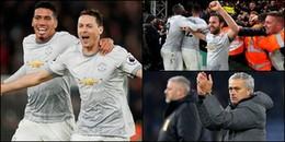 Crystal Palace 2-3 Man United: Quỷ đỏ lội ngược dòng ngoạn mục nhờ siêu phẩm của Nemanja Matic!