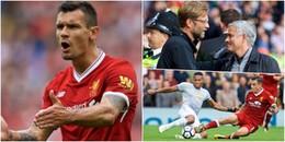 Trung vệ Liverpool xem thường Mourinho và các học trò, gọi MU là tập thể 'hèn nhát'!