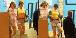 """yan.vn - tin sao, ngôi sao - Trở lại hội độc thân, Selena lại vướng nghi án """"dao kéo"""" khi thả rông vòng 1"""