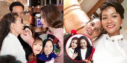 yan.vn - tin sao, ngôi sao - Những khoảnh khắc bình yên, như bé lại của mỹ nhân Việt bên mẹ