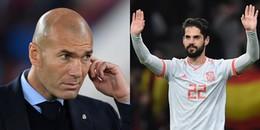 Hé lộ nguyên do Isco không hạnh phúc tại Real Madrid và sẽ rời sân Bernabeu mùa hè 2018