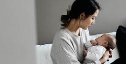 Hot mom và Fashionista - Julia Đoàn bị sốc vì 'lần đầu nghe cách sinh thuận theo tự nhiên như thế'!