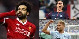 Top 4 cuộc chiến 'vua phá lưới' hấp dẫn nhất 5 giải VĐQG hàng đầu Châu Âu: Lại là Serie A!