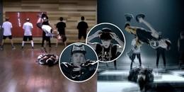 Các vũ đạo nguy hiểm 1 thời của BTS bất ngờ được A.R.M.Y đào mộ gây sốt