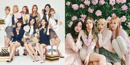 Top 5 nhóm nhạc nữ có tổng lượt xem Youtube trên tất cả các MV đã phát hành 'khủng' nhất Kpop