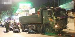 Sài Gòn: Khởi tố tài xế điều khiển xe ben gây tai nạn kinh hoàng khiến 1 người tử vong