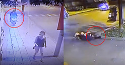 TP.HCM: 2 du khách bị giật túi xách trắng trợn giữa phố, suýt đập đầu xuống đất lúc truy đuổi