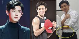 yan.vn - tin sao, ngôi sao - Chết cười với lý do Chanyeol (EXO)tức tốc trở lại phòng gym sau nhiều tháng bỏ bê