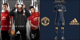 'Phát sốt' với áo đấu cực chất của Man United ở mùa giải 2018/19