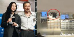 yan.vn - tin sao, ngôi sao - Dispatch tung ảnh dẹp tan tin đồn chia tay của nữ diễn viên