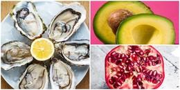 Há hốc mồm với những thực phẩm khiến bạn 'rần rần' mỗi lần nhắc về 'chuyện ấy'