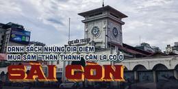 Đây chính là những con phố mua sắm 'thần thánh', cần gì có nấy ở Sài Gòn