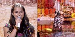 Cô bé 13 tuổi gây sốt trending toàn cầu khi cover hit 'Havana' cực ngọt tại The Voice Kids Brazil